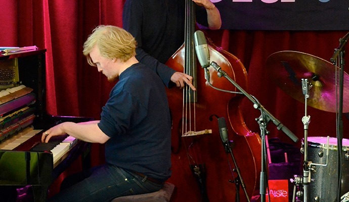 Oslo Jazzforum presenterer: Anders Bergcrantz / Lars Jansson / Johnny �man / Anders Thor�n