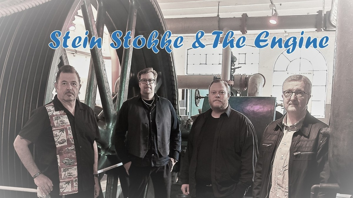 Stein Stokke & The Engine